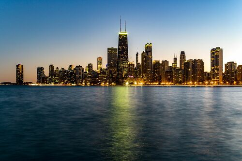 CHICAGO IV - VINCENT GARNIER - Photograph