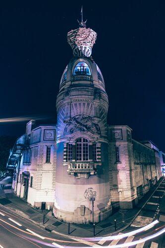 LA TOUR LU DE NUIT - VUTHEARA KHAM - Photograph