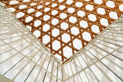 METZ-STRUCTURE CENTRE POMPIDOU METZ - VUTHEARA KHAM - Photograph