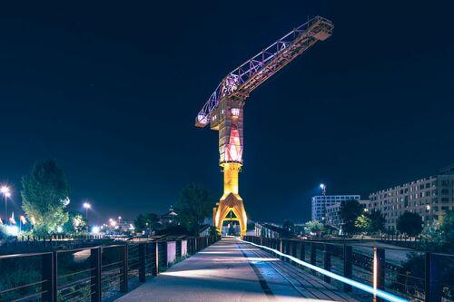 NANTES LA GRUE TITAN - VUTHEARA KHAM - Fotografie