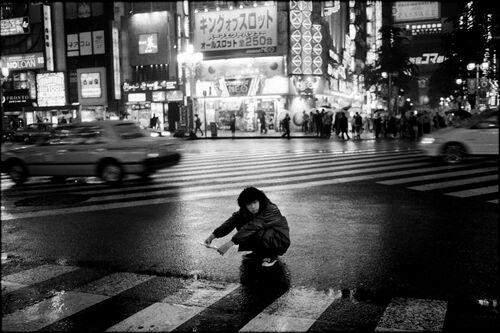 Kabukicho - XABI ETCHEVERRY - Photographie