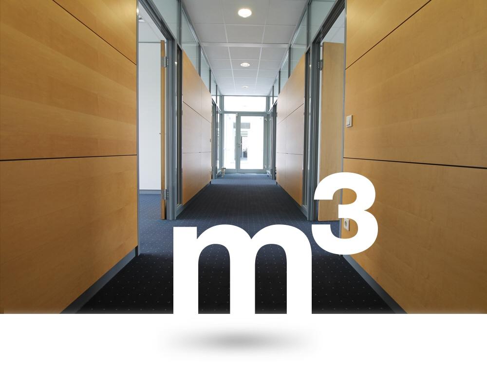 In Ruhe Arbeiten - Neubaubüros mit charmantem Umfeld