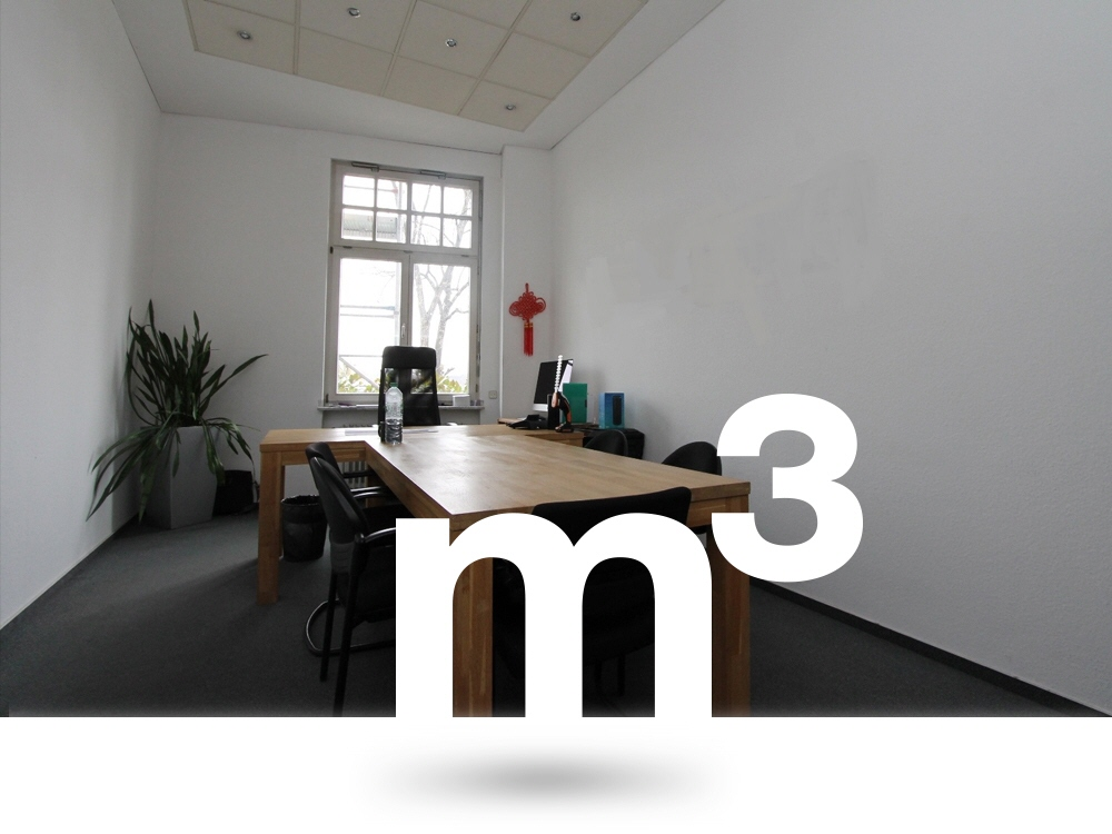 334 m² Bürofläche mit Rheinblick und Terrasse zu mieten