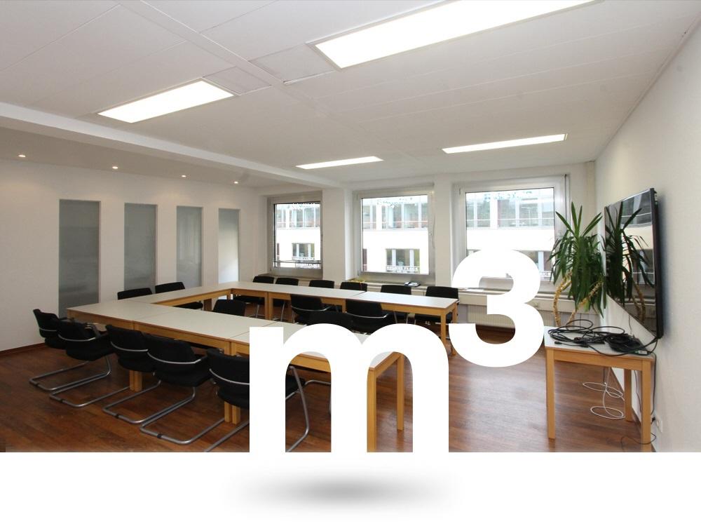 Zentral und ruhig: Attraktive Büroflächen in Innenstadtlage