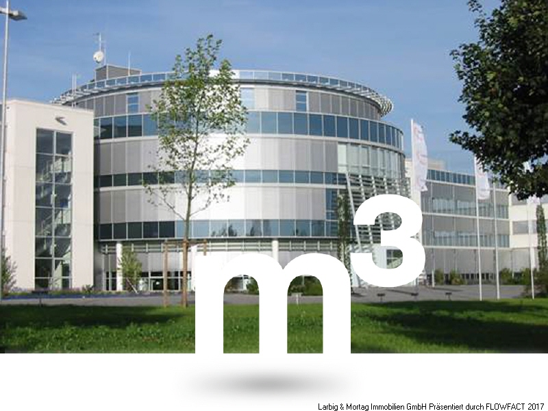 Neubauprojekt nähe Flughafen: Planen Sie hier ihre neue Firmenzentrale mit ÖPNV-Anschluss