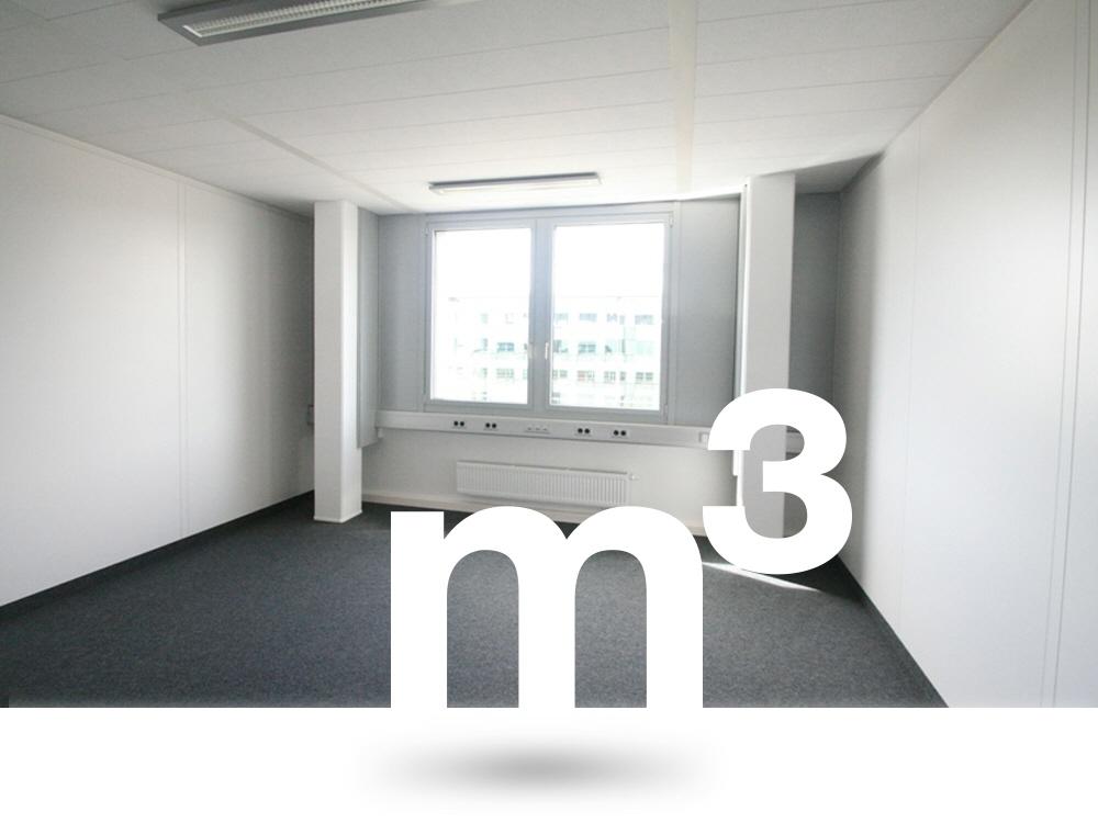 ENERGIESPARHAUS: Kernsanierte Büroflächen mit 1,15 €/m² NK