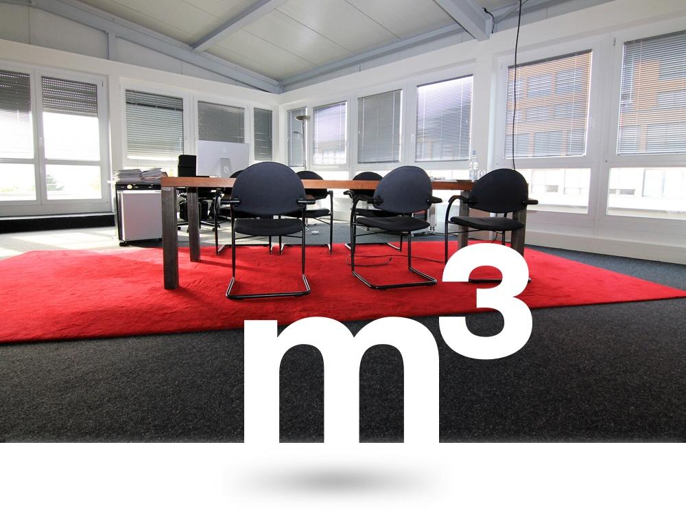 Renoviertes Bürogebäude im Airport-Business-Park Köln