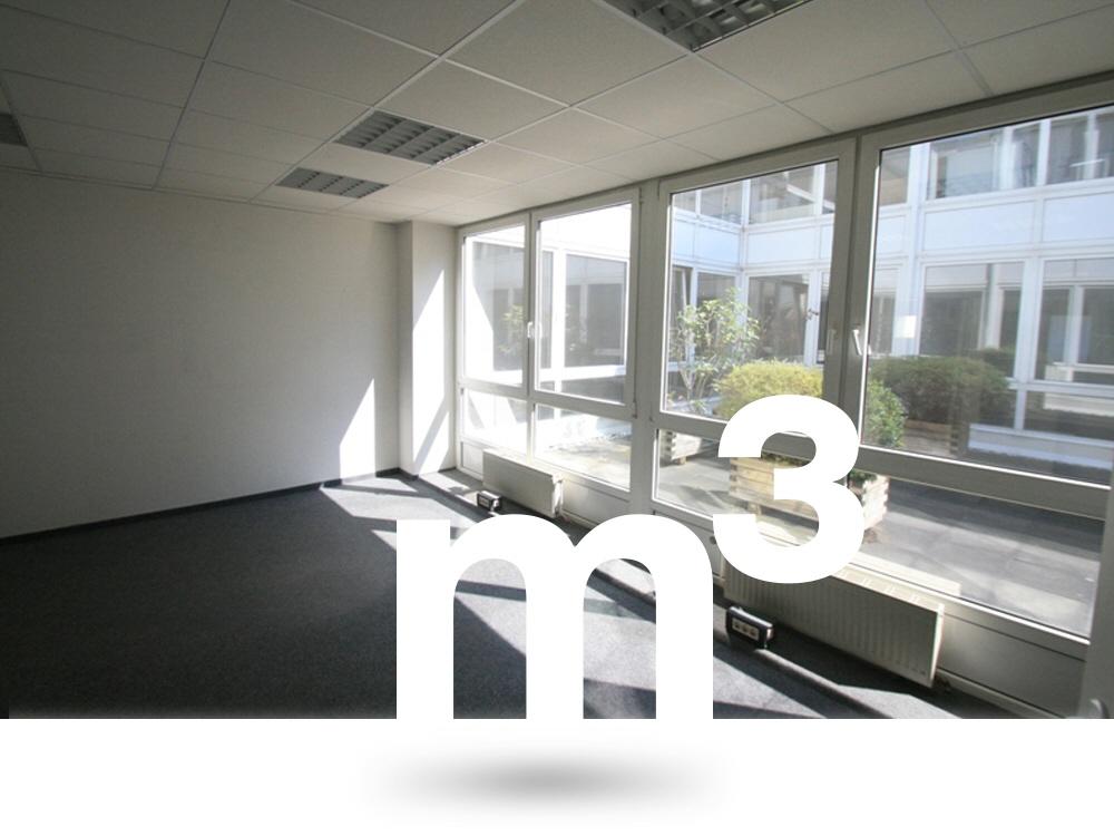 Erstklassiges Preis-Leistungsverhältnis! Büroflächen mit Terrasse und Atrium