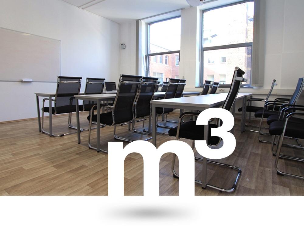Loftbüros und Schulungsräume in ehemaligem Fabrikgebäude - Exklusiv bei Larbig & Mortag