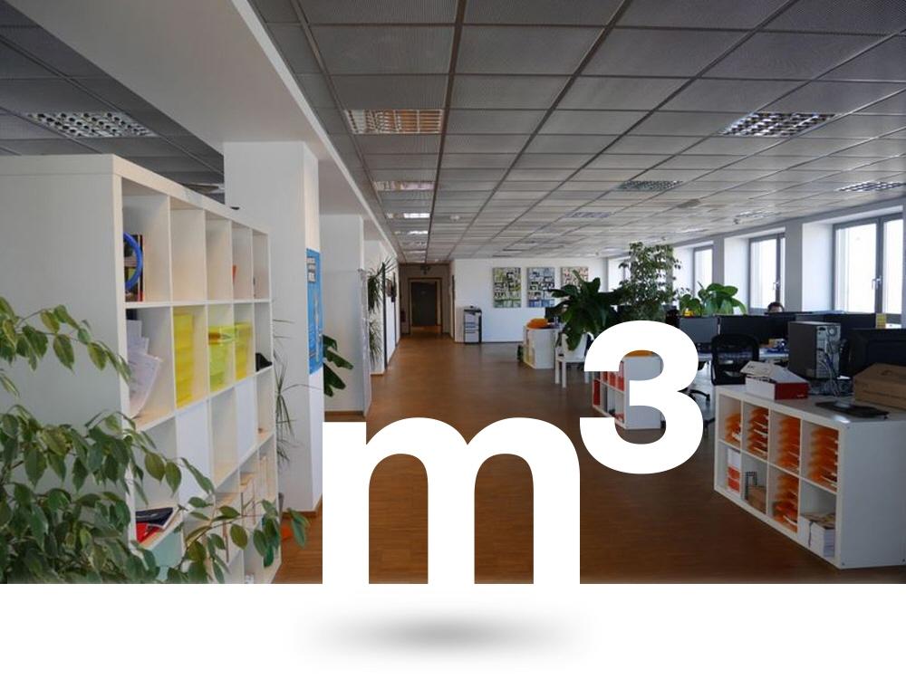 WEITBLICK über Mülheim - Moderne Büroflächen im Hochhaus