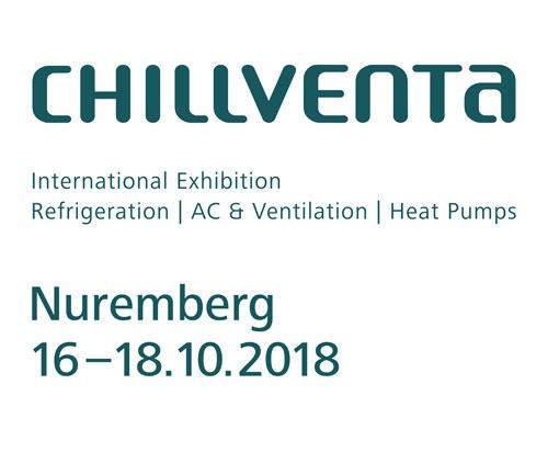 Logo Chillventa 2018