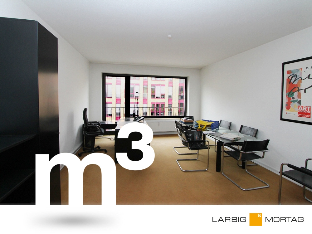 Büro Praxis in Köln Altstadt Nord zum mieten 1803 | Larbig & Mortag
