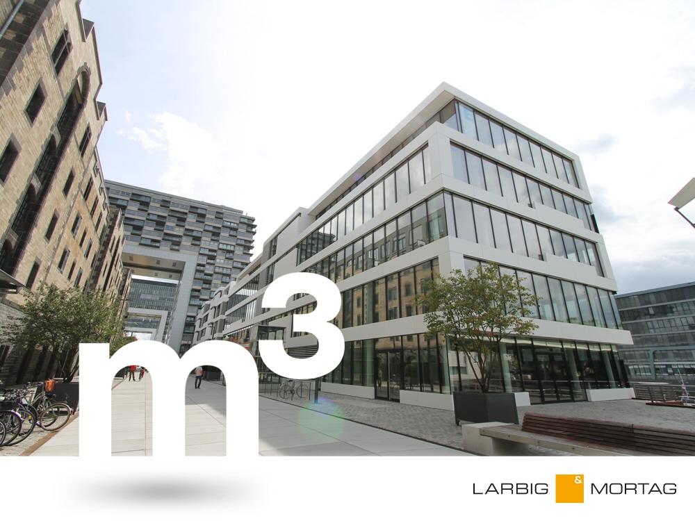 Dock6 Loft Büro in Köln Neustadt Süd zum mieten 2985 | Larbig & Mortag