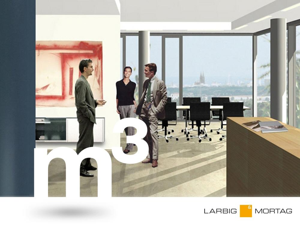 Daidalos Büro in Köln Vogelsang zum mieten 3048 | Larbig & Mortag