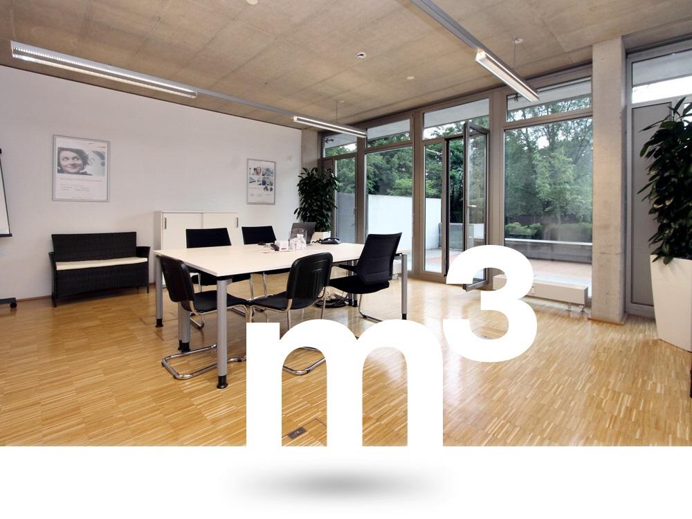 Loft Büro Praxis in Köln Vogelsang zum mieten 3564 | Larbig & Mortag