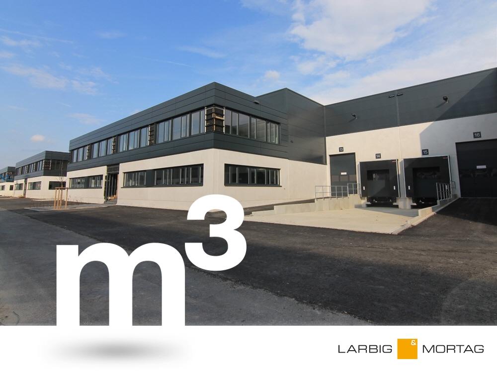 Halle - Lager Büro in Köln Bickendorf zum mieten 3678 | Larbig & Mortag