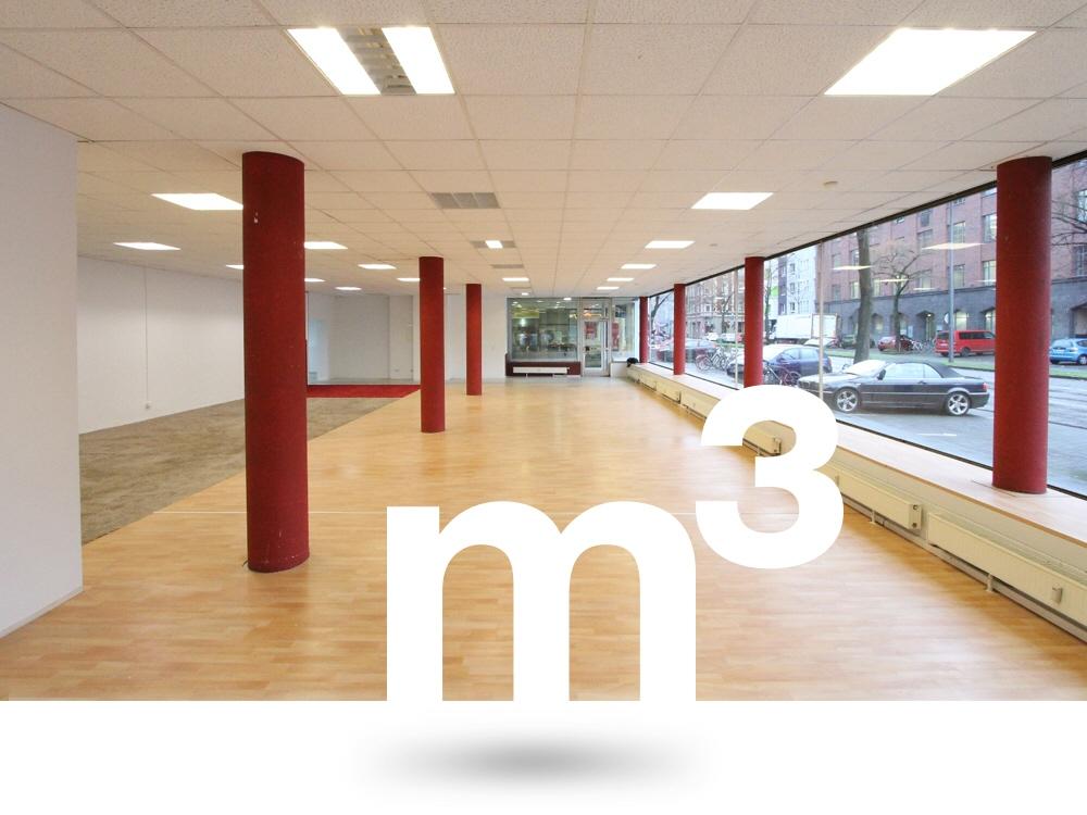 Laden in Köln Neustadt Nord zum mieten 26166 | Larbig & Mortag
