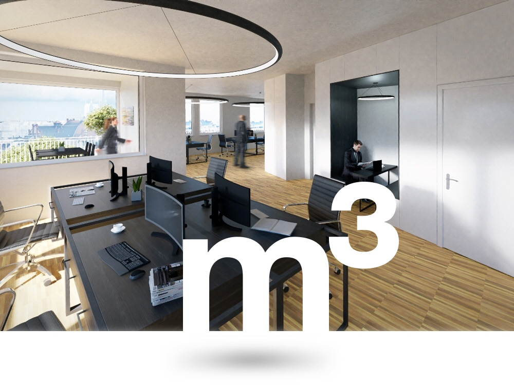 Haus im Römer! Loft Büro Praxis in Köln Altstadt Nord zum mieten 27040 | Larbig & Mortag