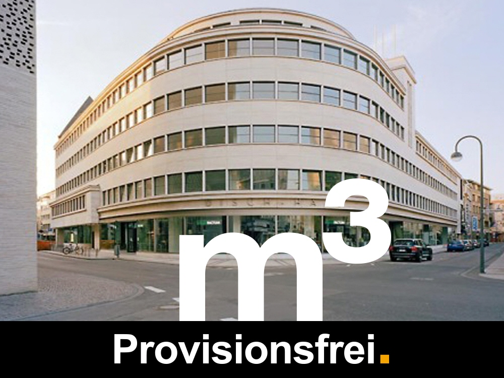 Disch-Haus Büro in Köln Altstadt Nord zum mieten 3383 | Larbig & Mortag