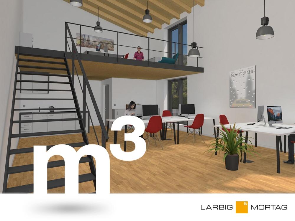Loft Büro in Köln Ossendorf zum mieten 26701 | Larbig & Mortag