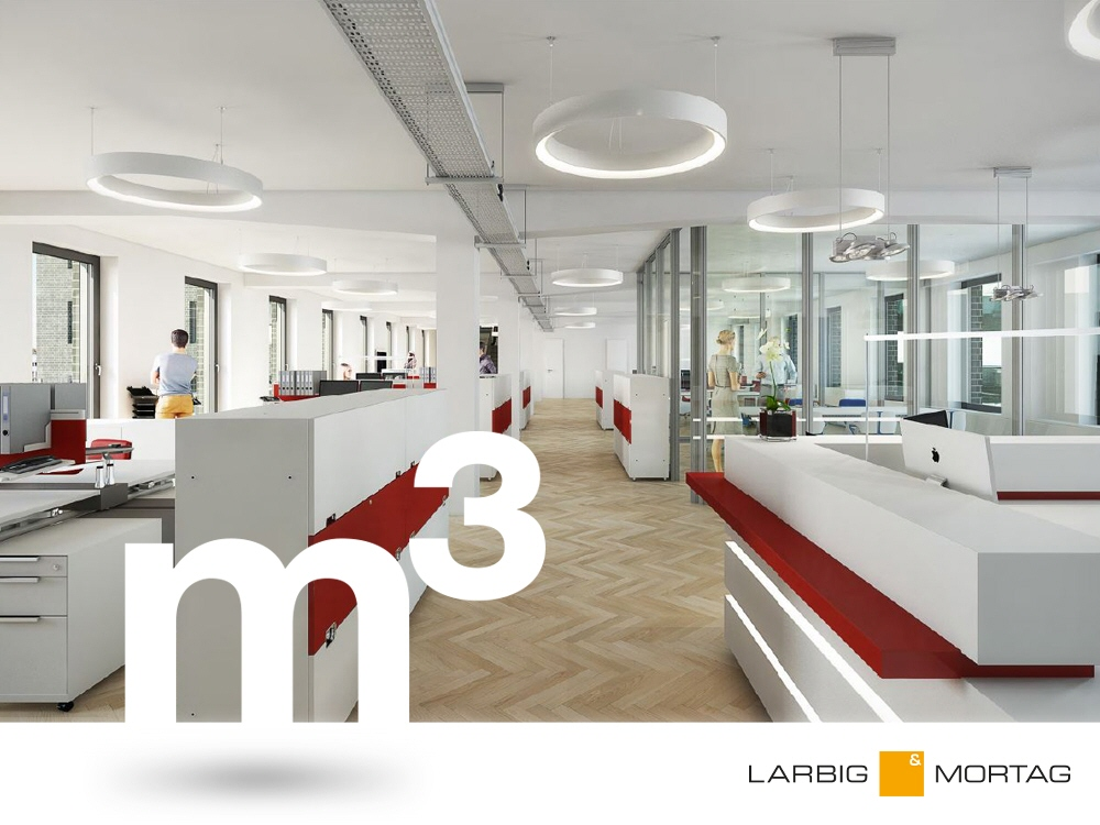 Loft Büro in Köln Bayenthal zum mieten 4400 | Larbig & Mortag