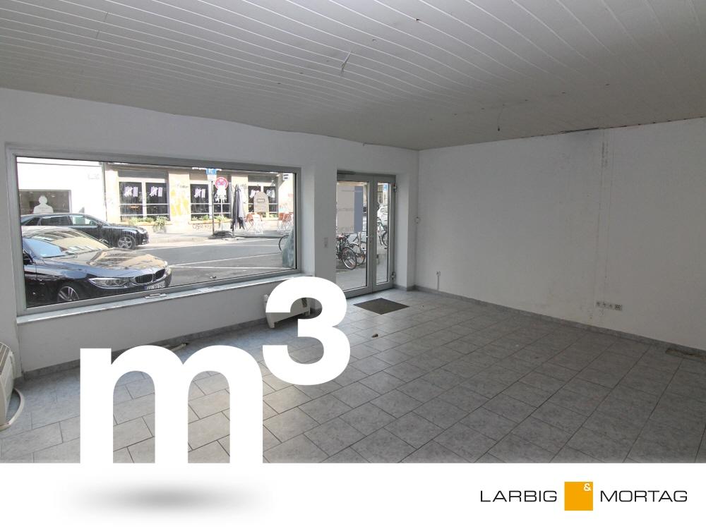 Laden in Köln Neustadt Nord zum mieten 28001 | Larbig & Mortag