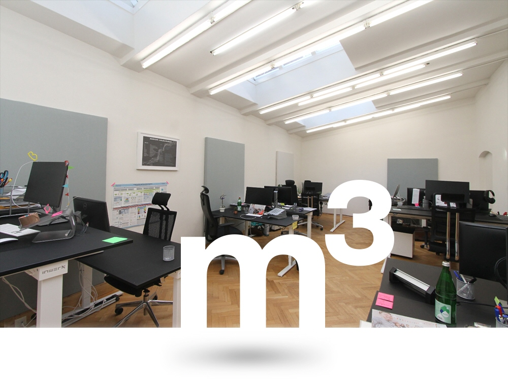 Loft Büro Praxis in Köln Neustadt Süd zum mieten 28155 | Larbig & Mortag