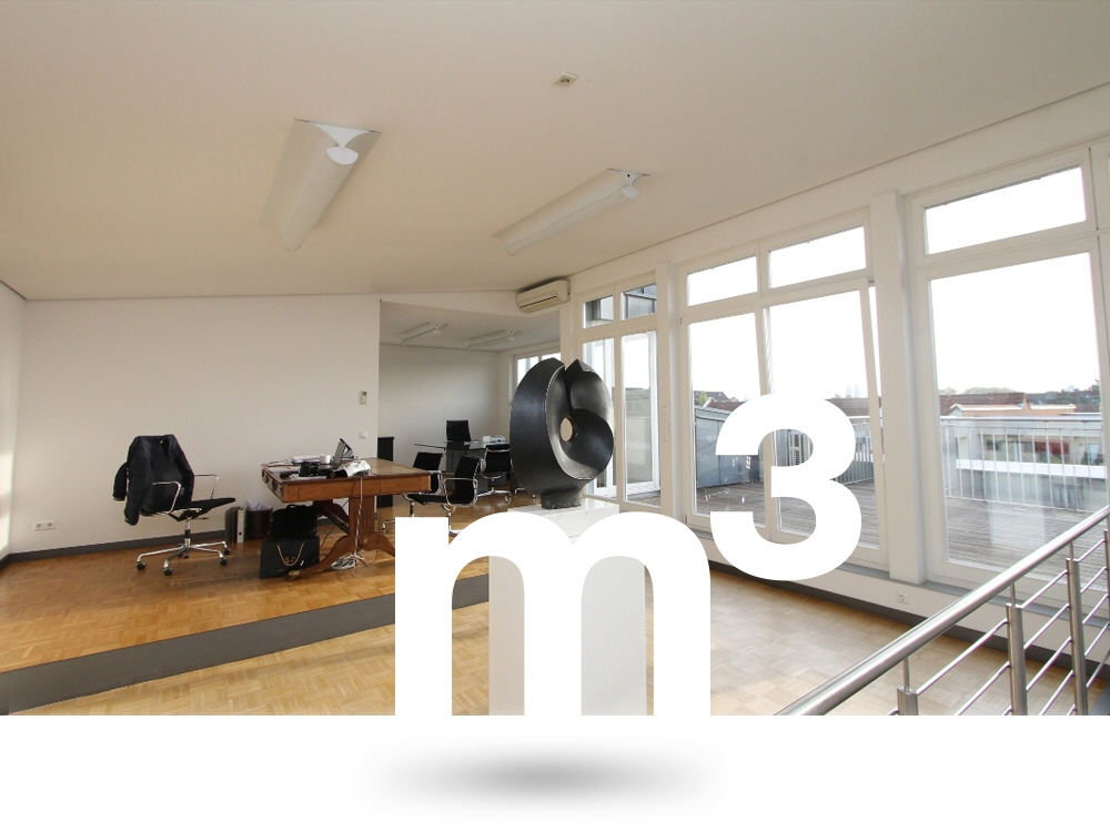Loft Büro in Köln Ehrenfeld zum mieten 1647 | Larbig & Mortag