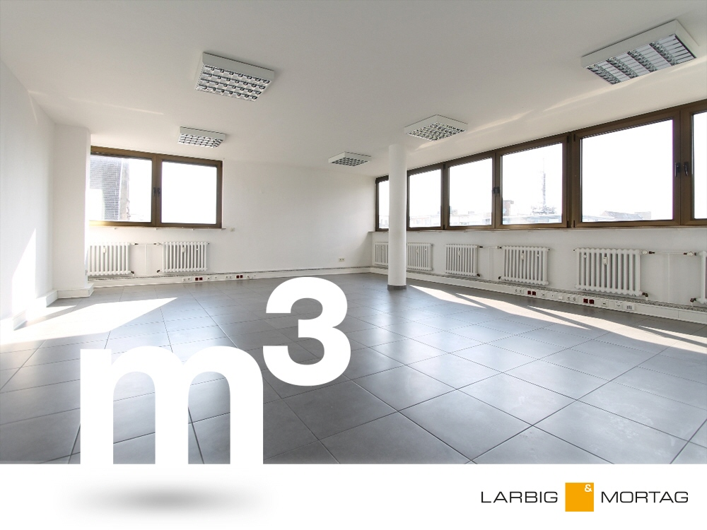 Büro Praxis in Köln Neustadt Nord zum mieten 2731 | Larbig & Mortag