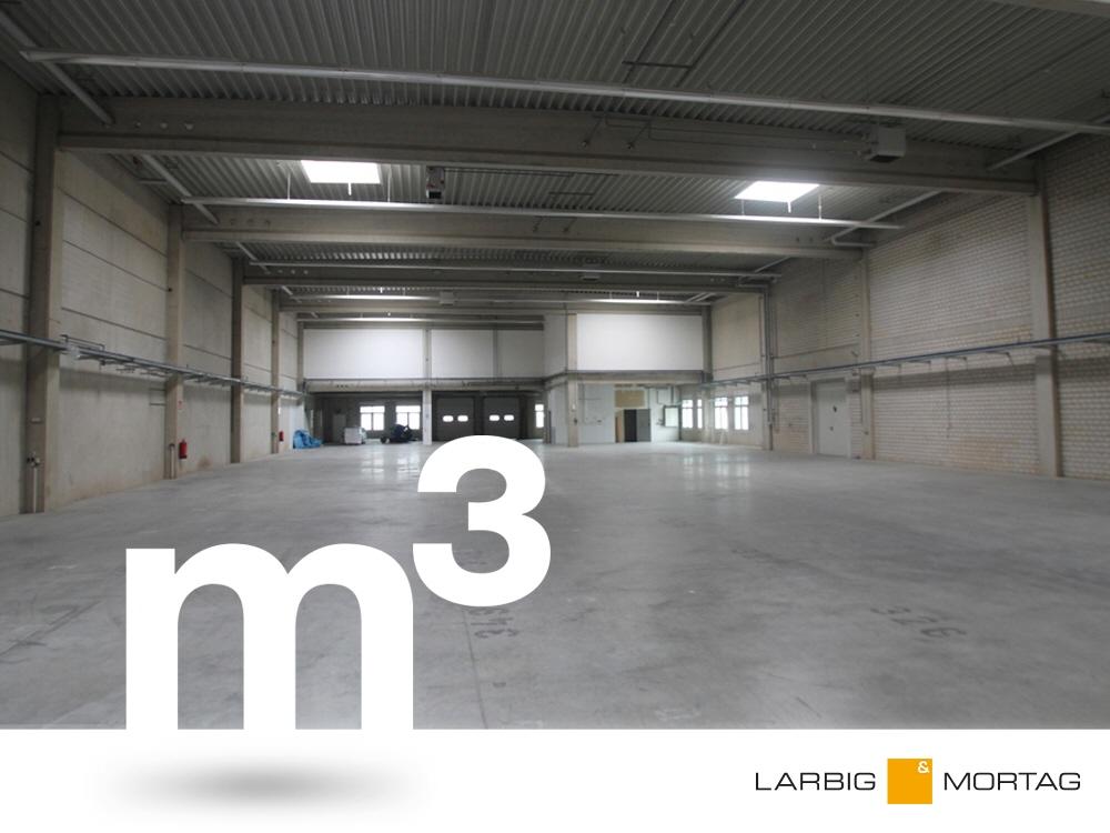 Halle - Lager Büro in Pulheim Kölner Umland zum mieten 2689 | Larbig & Mortag