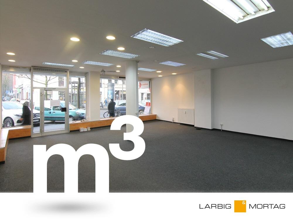 Laden in Köln Nippes zum mieten 28640 | Larbig & Mortag