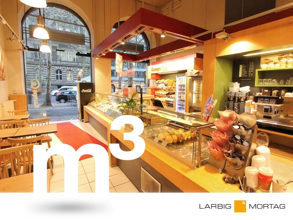 Laden Gastronomie in Köln Neustadt Nord zum mieten 11038 | Larbig & Mortag