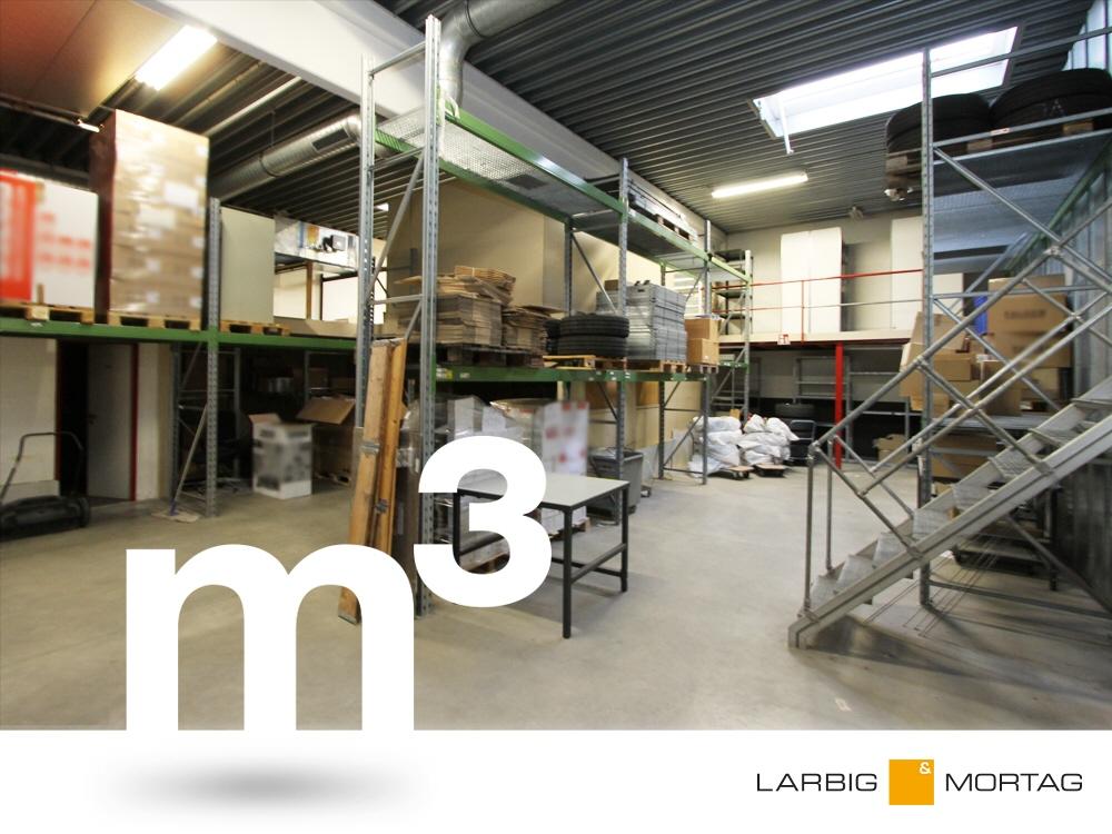 Halle - Lager Büro in Köln Ossendorf zum mieten 28531 | Larbig & Mortag