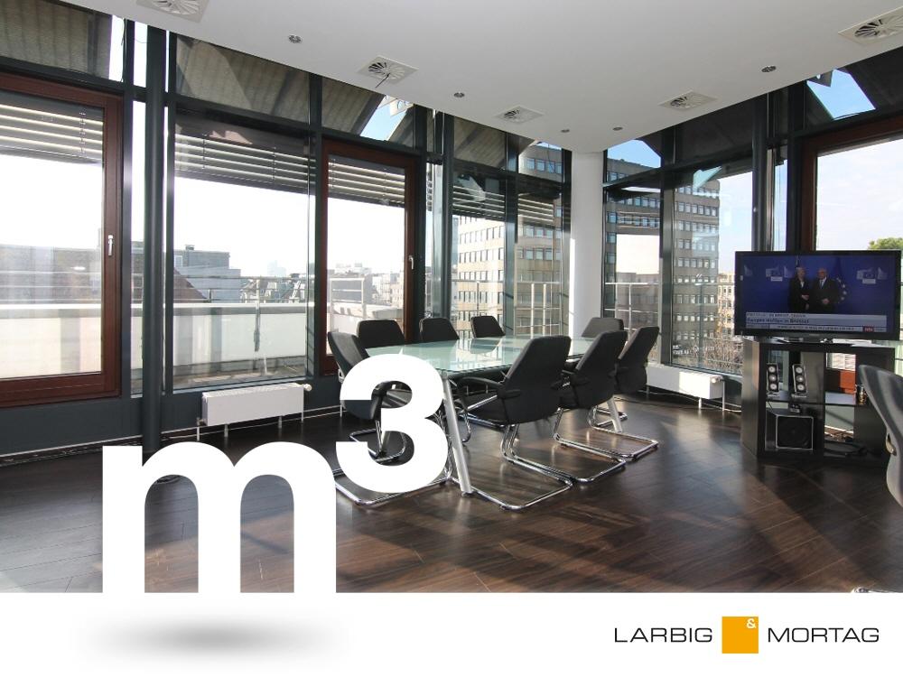 Loft Büro Praxis in Köln Altstadt Nord zum mieten 1270 | Larbig & Mortag