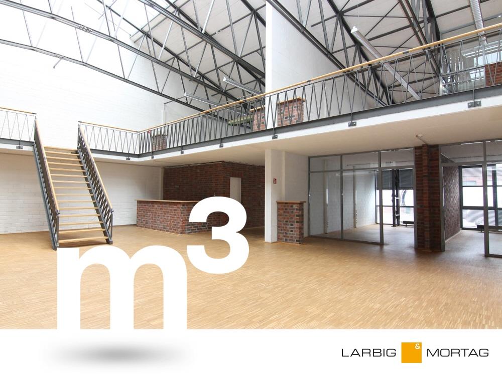 Walzwerk Loft Büro in Pulheim Pulheim zum mieten 2715 | Larbig & Mortag