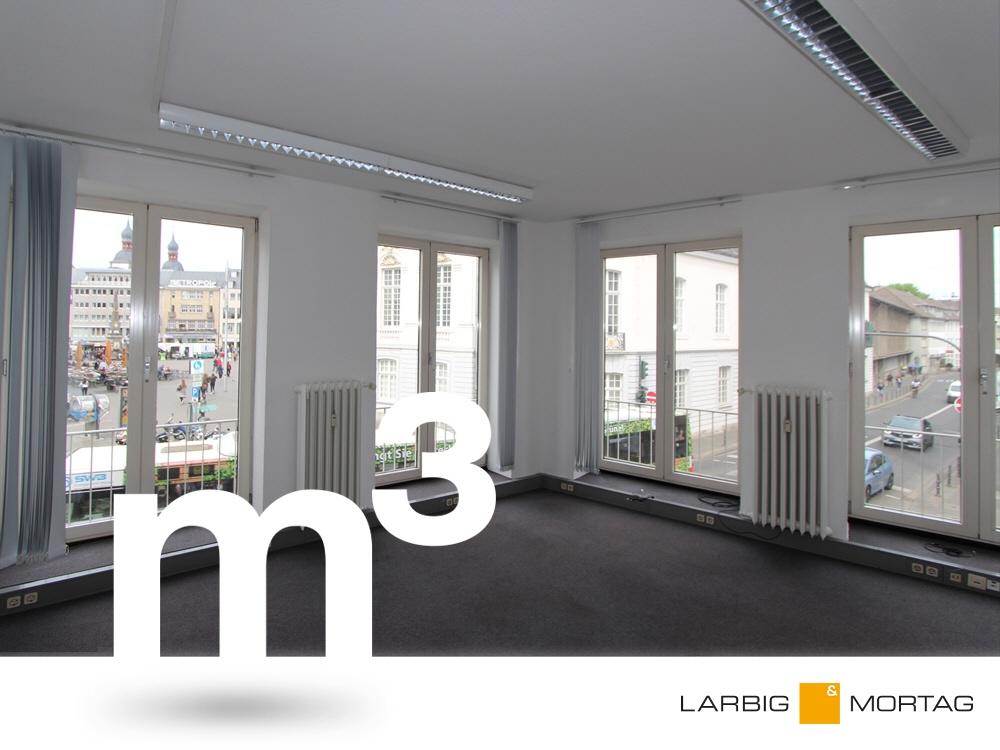 Büro in Bonn Zentrum zum mieten 22997 | Larbig & Mortag