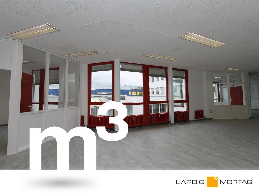 Halle - Lager Büro Praxis in Köln Godorf zum mieten 22322 | Larbig & Mortag