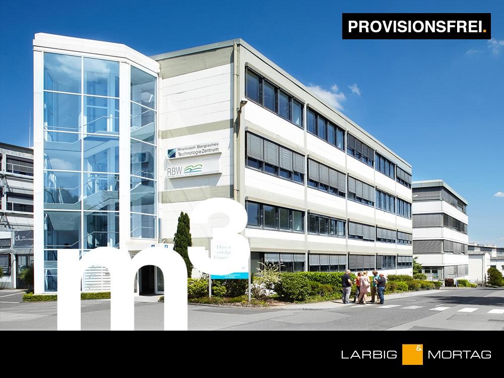 Technologiepark Bergisch Gladbach Halle - Lager Büro Praxis in Bergisch Gladbach Bergisch Gladbach zum mieten 24141 | Larbig & Mortag