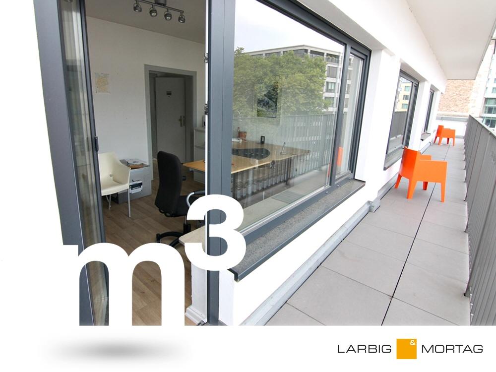 Loft Büro Praxis in Köln Altstadt Süd zum mieten 11664 | Larbig & Mortag