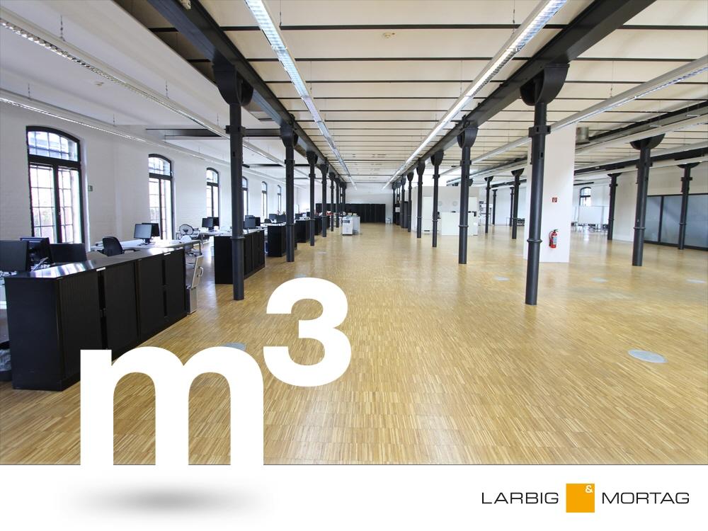 Loft Büro in Köln Mülheim zum mieten 1113 | Larbig & Mortag