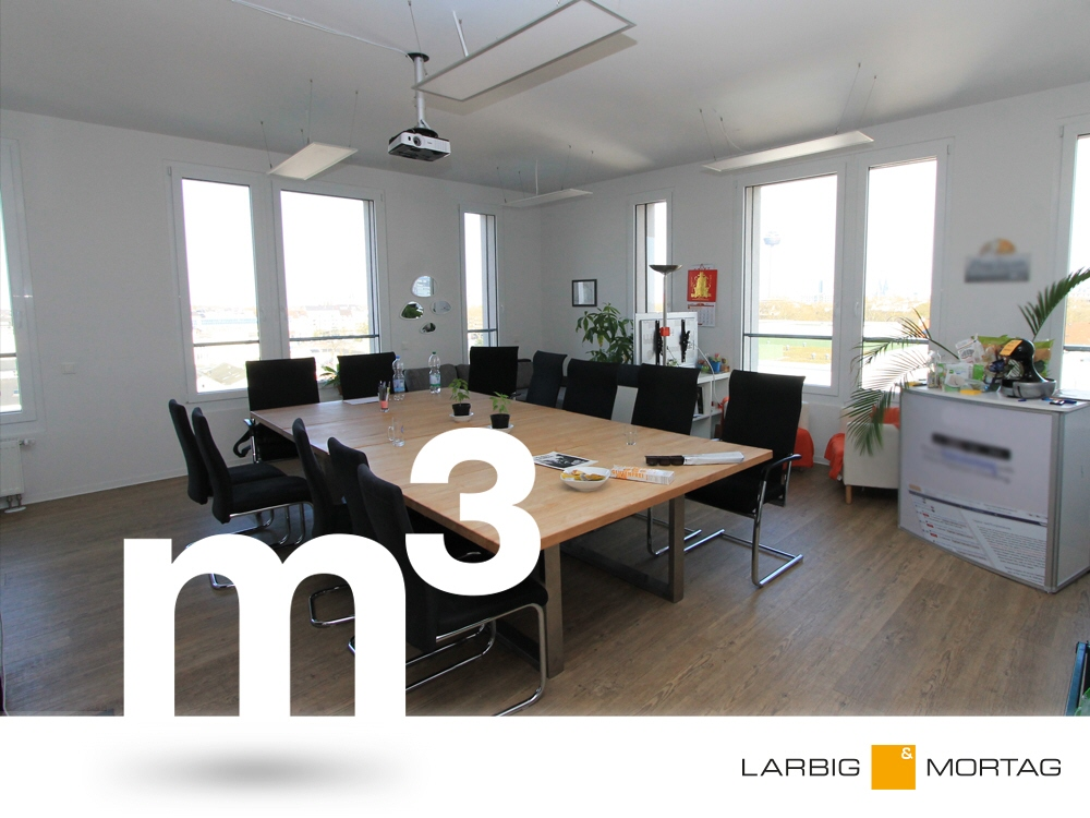 Kubikon Büro Praxis in Köln Ehrenfeld zum mieten 21383 | Larbig & Mortag