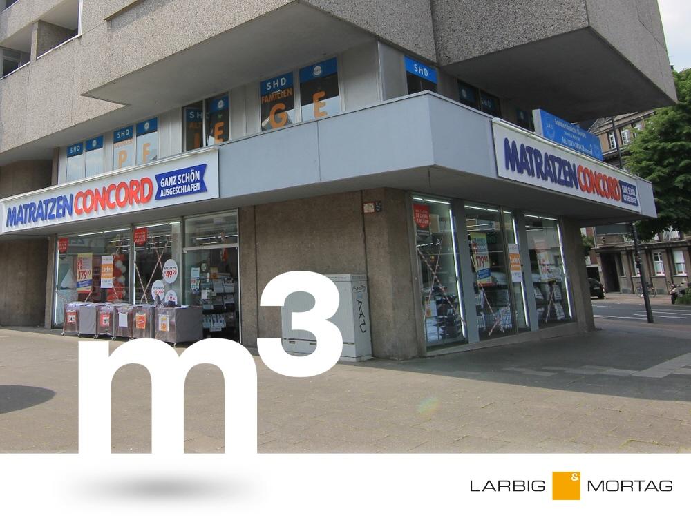 Laden in Köln Bayenthal zum mieten 30191 | Larbig & Mortag