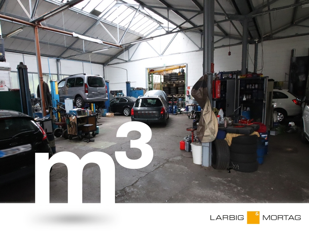 Laden Halle - Lager Büro in Köln Bocklemünd/Mengenich zum mieten 31552 | Larbig & Mortag