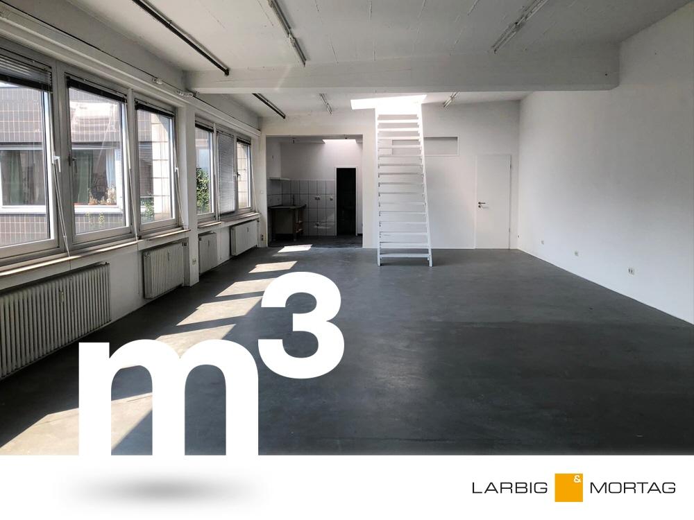 Loft Büro in Köln Ehrenfeld zum mieten 3793 | Larbig & Mortag