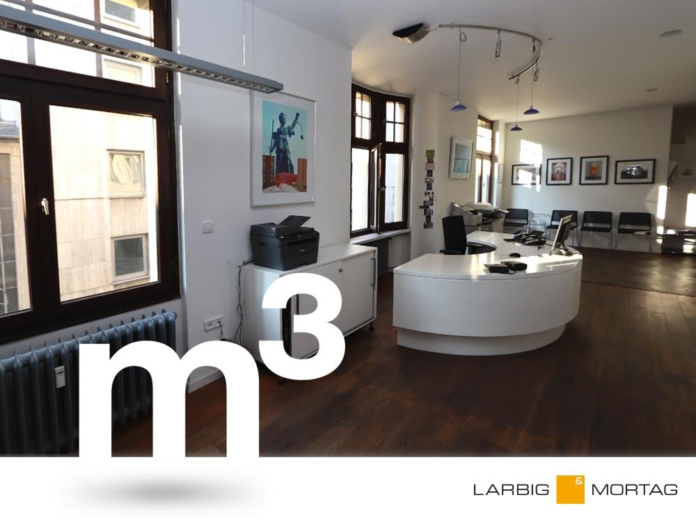 Loft Büro in Köln Altstadt Nord zum mieten 1074 | Larbig & Mortag