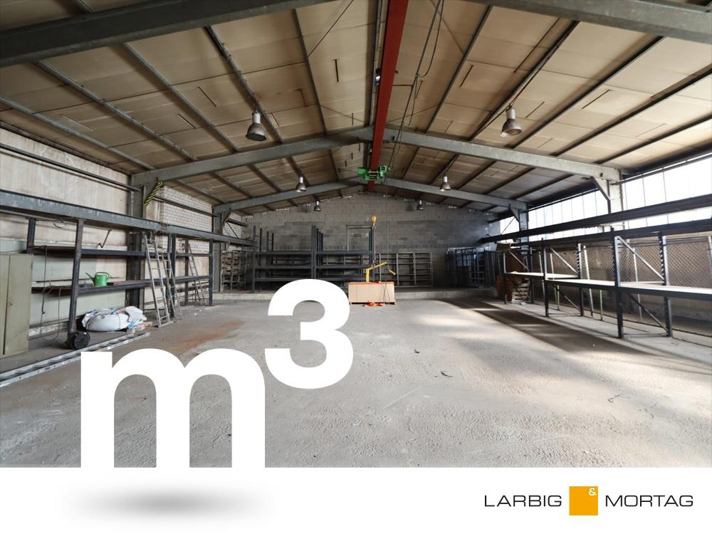 Halle - Lager in Köln Kalk zum mieten 31714 | Larbig & Mortag