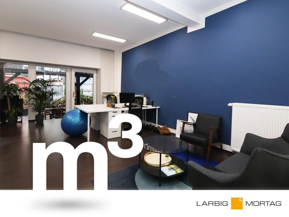Loft Büro in Köln Altstadt Süd zum mieten 31990 | Larbig & Mortag