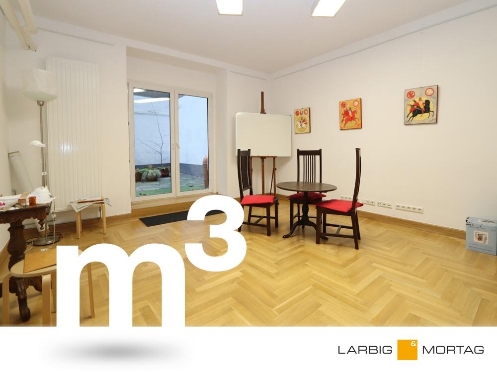 Schönes Altbaubüro im Agnesviertel Büro Praxis in Köln Neustadt Nord zum mieten 32086 | Larbig & Mortag