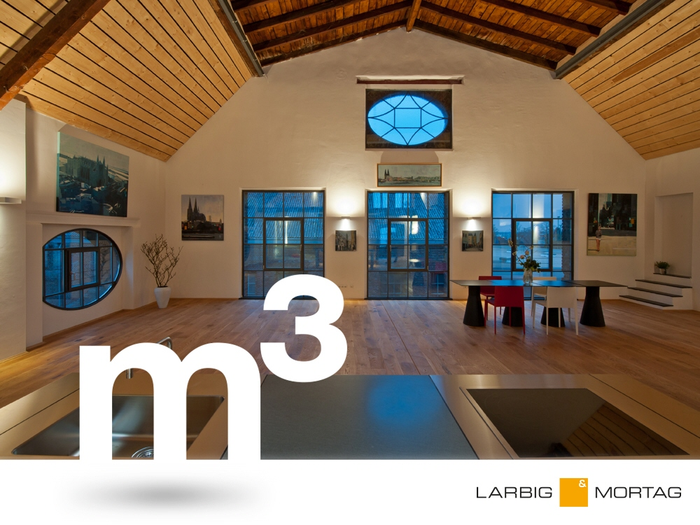 Loft Büro in Köln Ehrenfeld zum mieten 32333 | Larbig & Mortag