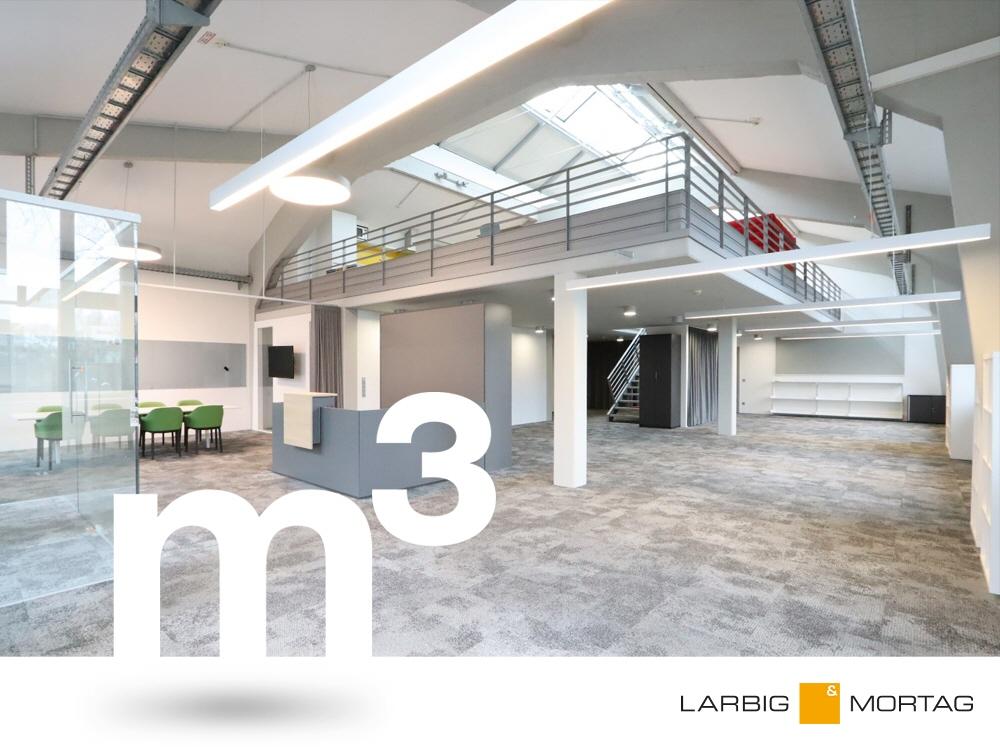 Alte Wagenfabrik Loft Büro in Köln Ehrenfeld zum mieten 1420 | Larbig & Mortag